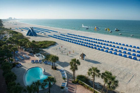 TradeWinds Island Grand Beach Resort: Beach Activities