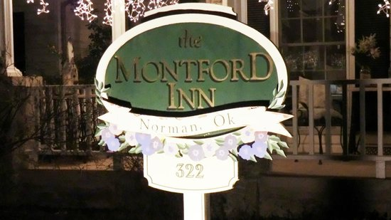 Montford Inn and Cottages: Montford Inn