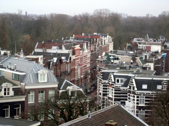 "Marriott Amsterdam:                   The ""back of the house"""