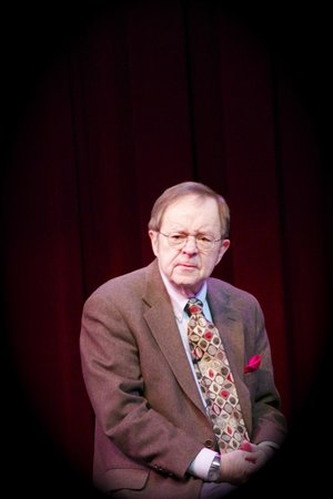 John Eaton, concert pianist, lectures on jazz legends at the Alden Theatre