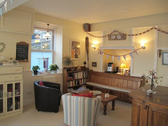 St Michael's Bed & Breakfast:                   Cosy lounge area
