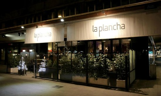 La plancha photo de la plancha gen ve tripadvisor for Apprentissage cuisine geneve