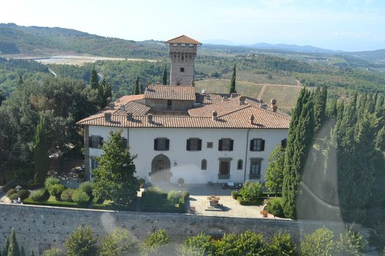 Photo of Castello Vicchiomaggio Greve