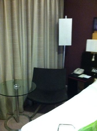 Hilton Manchester Airport: Seating