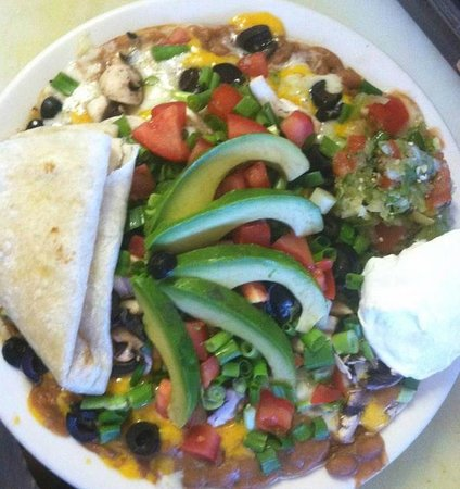 "Sierraville, CA: No one makes a Huevos more delicious than the ""KITCHEN""!"