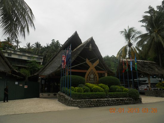 King Solomon Hotel: exterior view