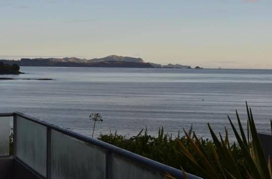 Blue Pacific Apartments Paihia:                   view from balcony