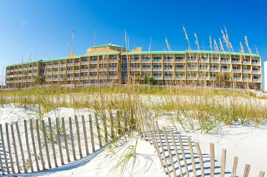 Hampton Inn Pensacola Beach Photo Courtesy of Hampton Inn Pensacola Beach