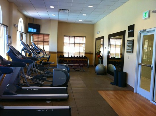 Homewood Suites by Hilton Lake Buena Vista-Orlando: Workout room