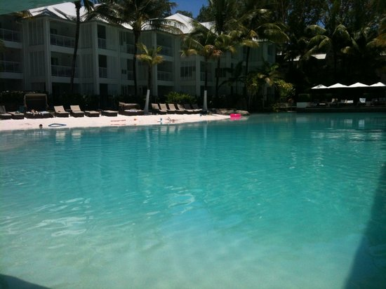 Peppers Beach Club Port Douglas:                   What a pool!