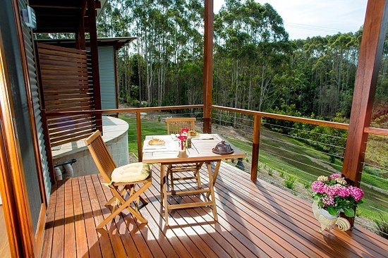 Lilypad Luxury Cabins