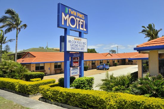 Yamba Twin Pines Motel