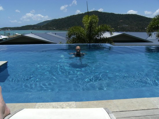Peppers Airlie Beach:                   Pool view