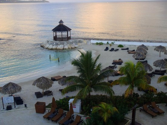Secrets Wild Orchid Montego Bay: I miss waking up to this view every morning