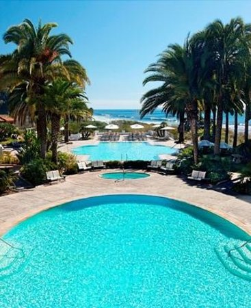 Bacara Resort & Spa: Oceanfront Pools
