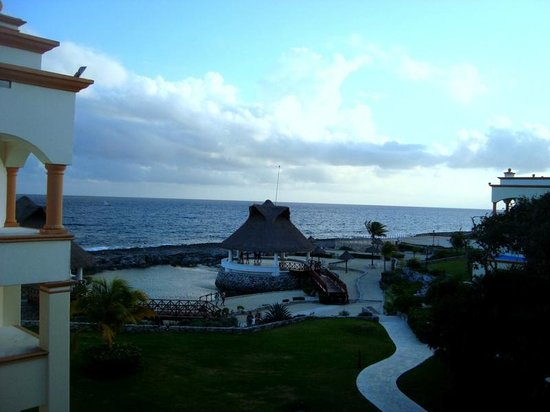 Heaven at the Hard Rock Hotel Riviera Maya:                   The view from our room