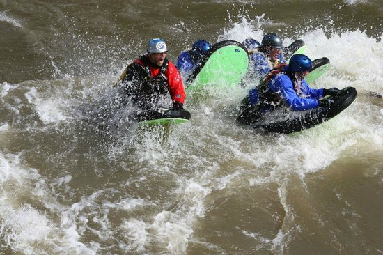 Alberton, Монтана: Riverboarding-Guided Trips daily