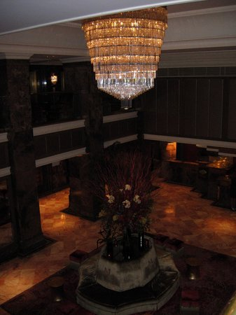 The Michelangelo Hotel:                   Lobby & Check-in