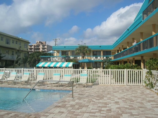 The Merriweather Resort:                   View of resort