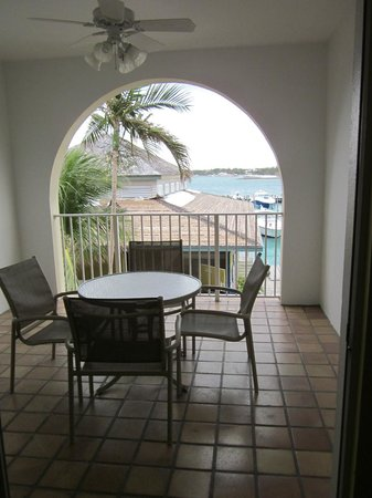 Paradise Harbour Club and Marina :                   Porch