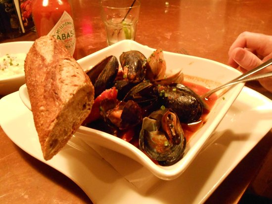 Cioppino - Picture of The Lobster Trap, Asheville - TripAdvisor