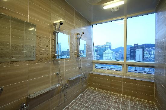Guesthouse Korea Busan Jagalchi: ShowerRoom