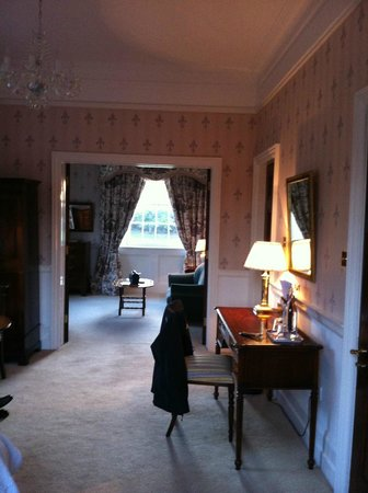 Dunbrody Country House Hotel:                   Room 303
