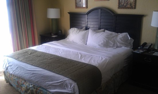 Embassy Suites by Hilton Fort Lauderdale 17th Street:                   Bedroom