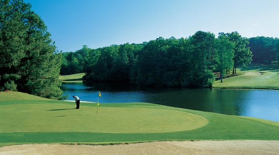 Irvington, Virginie : Golden Eagle Golf