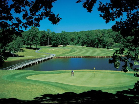 Irvington, VA: Golden Eagle Golf