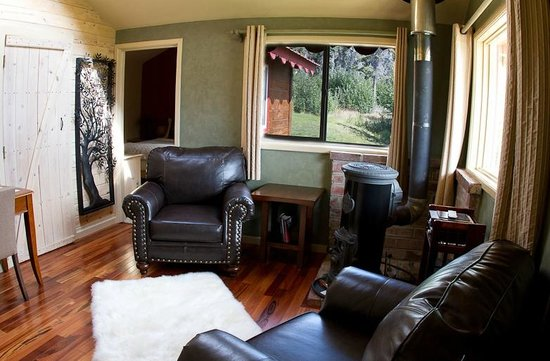 Ultima Thule Lodge: All the creature comforts and many extras