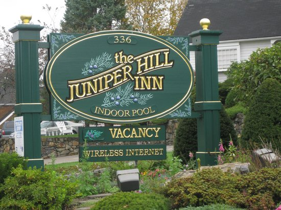 The Charming Juniper Hill Inn, Ogunquit, ME
