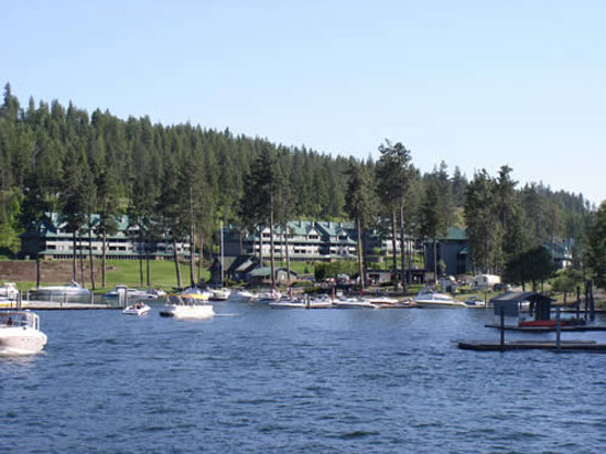 Harrison, ID: Arrow Point Resort