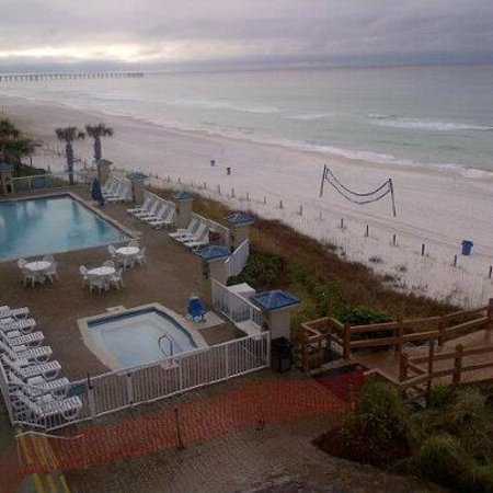 Holiday Inn Club Vacations Panama City Beach Resort:                   pool y jacuzzi