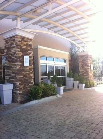 Holiday Inn Baton Rouge College Drive: entrance