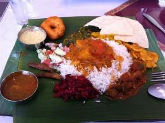 Indo lankan food for 7 hill cuisine of india sarasota