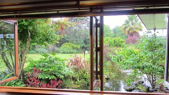 Moon Gate Villa:                   One of room views