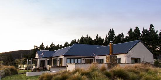 Websters on Wanaka Lodge