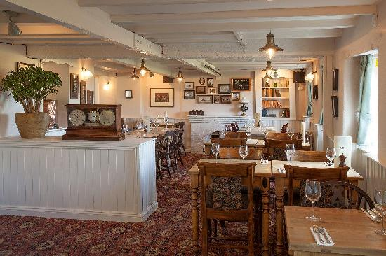 The Royal Oak Inn: New Refurbished Restaurant