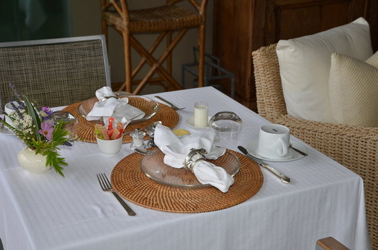 Aquavit Guest House: breakfast 5*