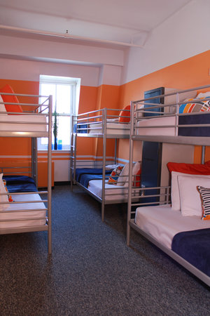 Hostelling International - New York : 6 bed dorm