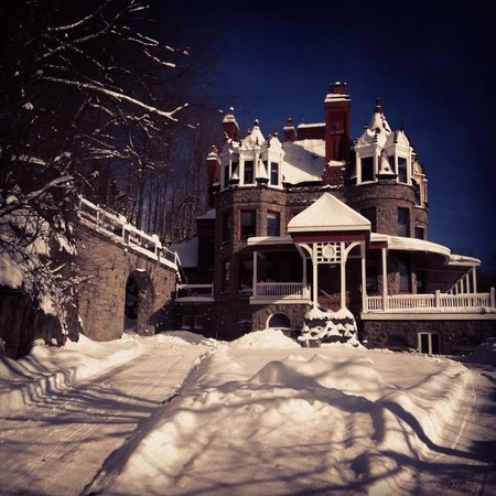 The Overlook Mansion