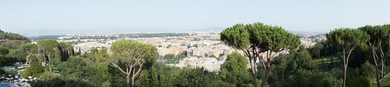 Rome Cavalieri, Waldorf Astoria Hotels & Resorts:                   View of Rome