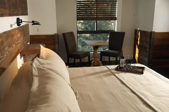 968 Park Hotel: High end linens