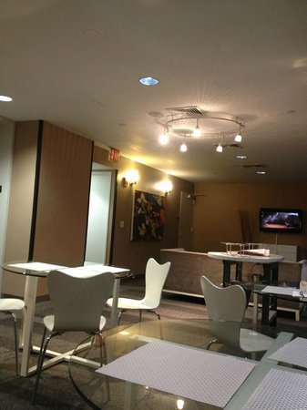 Cassa Hotel 45th Street New York: Le lounge