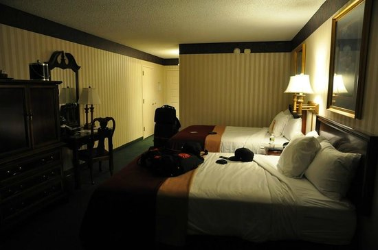 Morristown, NJ:                   room