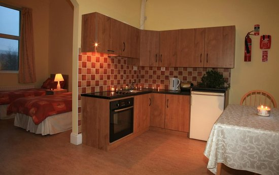 Leitrim, Irland: En-suite bedroom with self-catering facilities.