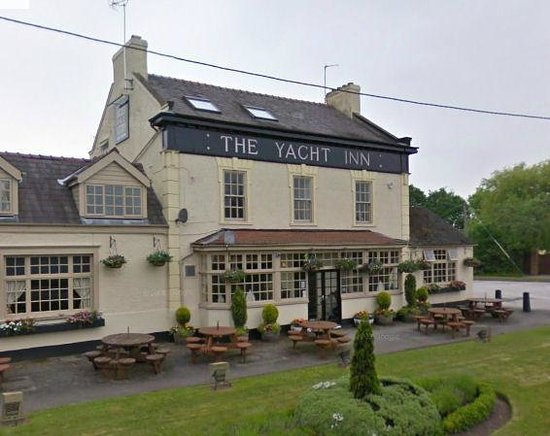 Ledsham, UK:                                     The Yacht Inn