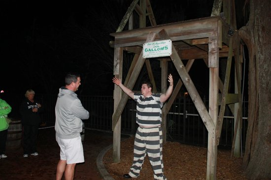 Ghost Tours St Augustine Old Jail