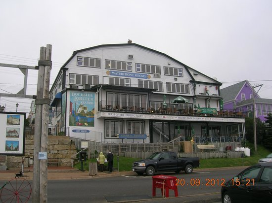 The Dockside Inn & Restaurant